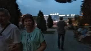Вечерняя жизнь АНАПЫ!!!август 2019