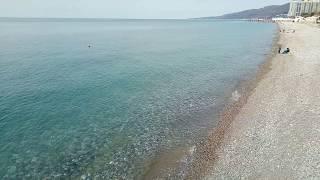 ✦Лазаревское море сегодня на 1 апреля 2019 Сочи 2019