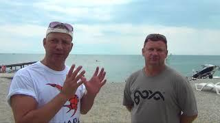 "Экскурсия по базе ""Анапа-Серфинг"", 2018. Андрей Хорошевский."