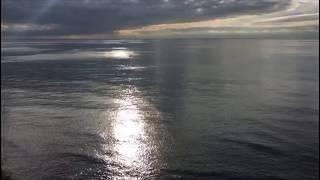 Море в Анапе в декабре. 8 декабря 2018