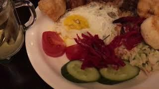 Шведский стол расстроил сегодня . Последний завтрак в Отеле Фламинго 3. Адлер