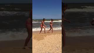 Море Голубицкая Анапа 3 августа 2018