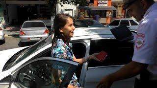 Анапа. Автохамы у здания городского суда и трусливое руководство ГИБДД
