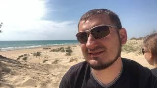 #Анапа. Самый лучший пляж в Анапе! Пляж Кавказ! 5.мая.2019 г.