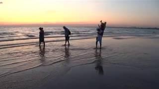 Анапа видео август 2019 Центральный пляж море не цветет