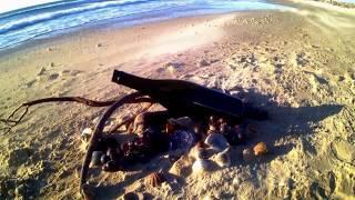 ДИВО дивное ЧЕРНОЕ МОРЕ Шторм АНАПА 2017 Песчаный пляж Джемете