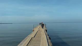 Анапа, гуляем по центральному пляжу, погода радует глаз