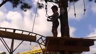 Отдых в АНАПЕ. Отдых в АНАПЕ. Веревочный Парк  куда сходить с ребенком в Анапе?