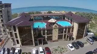 Белый Песок - пляжный отель в курорте Анапа
