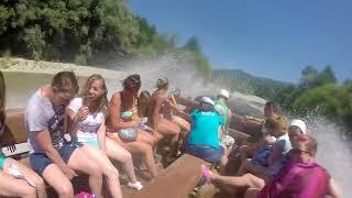 Экскурсия из Анапы на Пшадские водопады!
