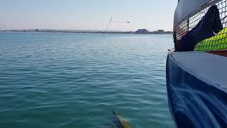 Анапа. На Море штиль. Мор порт. 3.07.2018