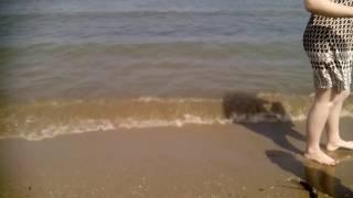 Анапа 2017 Черное море сегодня  Холодно