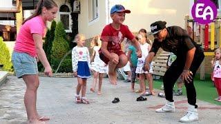 ❀ Анапа, Витязево Отель Бавария   Детская Анимация  Как мы отдыхали прошлым летом