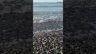 Анапа. Городской пляж. 4 ноября 2017 года.