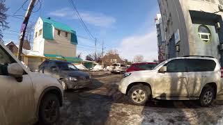 Пешком от улицы Советская Армия до детской больницы №2, Волжские Зори, Самара