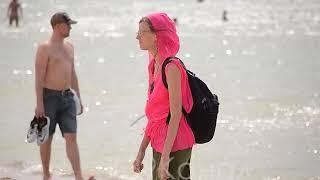 В Анапе из-за тягуна запретили купание в море на всех пляжах