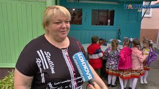 В Анапе дети поздравили ветеранов