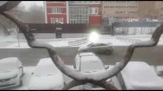Привет Анапе из Екатеринбурга 16 апреля