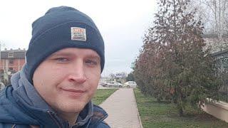 Витязево.  От Аквамарина По Светлой До Аквапарка 4.02.2018